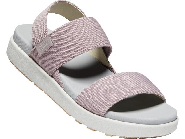 Keen Elle Backstrap Sandals Women dusty lavender/birch